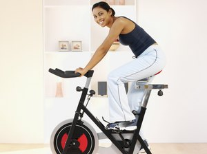 Slimming Down the Legs With Cycling