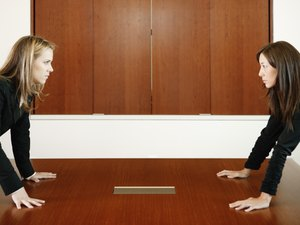 How to Be Assertive With an Underhanded Coworker