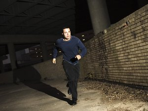 Safety for Runners While Running in the Dark