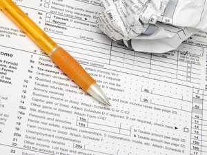 How to Change the Birth Date on a Tax Return