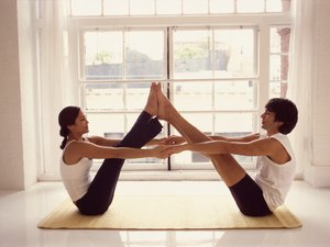 Yoga & Stretching for Couples