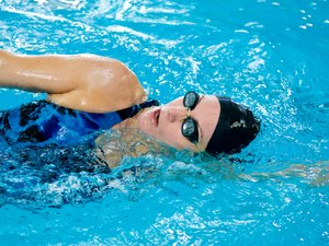 Stretch Cord Exercises for Swimmers