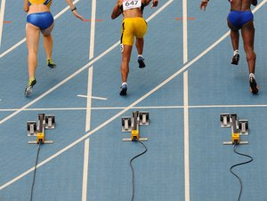 The Importance of the Drive Phase in Sprinting