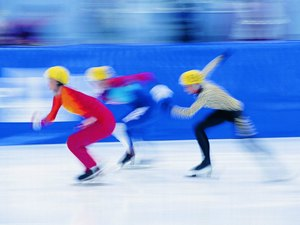 What Muscles Do Speed Skaters Work During Cardio?