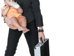 The Advantages & Disadvantages of Child Day Care at a Workplace