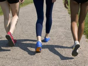 How to Exercise by Walking Without Bulking Up
