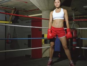 Boxing Workouts With Lifting
