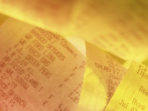 How to Itemize Your Receipts