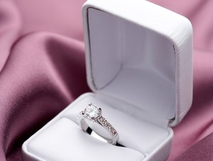 What Percentage of a Groom's Salary Should Be Spent on a Bride's Ring?