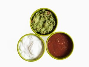 Low-Sodium Vegetable Dips