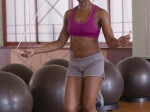 Jump Rope & Medicine Ball Workout for Runners