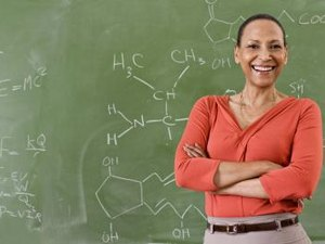 Chemistry Teacher Qualifications