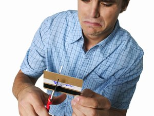 Defaulting on Credit Cards Instead of Bankruptcy