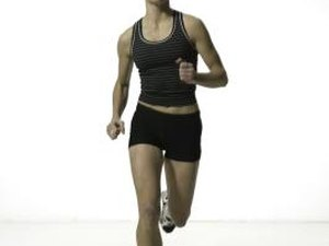 How to Reduce Stomach Fat on a Running Diet