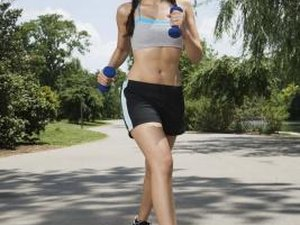 Calorie Calculation for Running With Weights