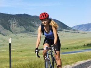 How to Flatten Your Tummy by Cycling