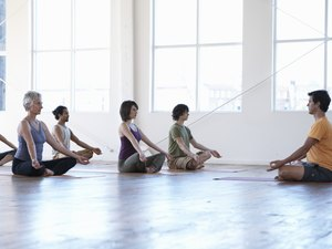 How an Inactive Person Can Start Yoga to Get Fit