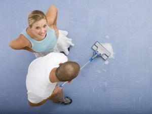 Pay Rate for Commercial Cleaners