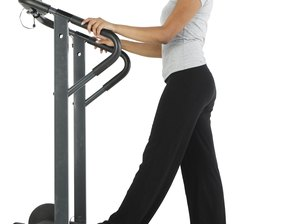 What Muscles Are Addressed When Walking on a Treadmill?