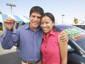 Auto Financing After Bankruptcy Discharge