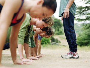Outdoor Bootcamp Workouts