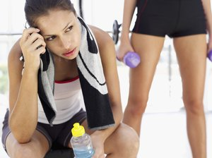 The Risks of Exercising When Tired