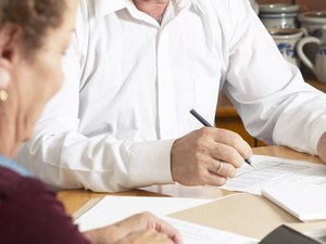 Can a Wife Receive Social Security Benefits Based on Her Husband's Work History?