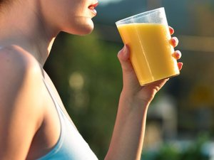 Nutrients of Frozen Concentrated Orange Juice Vs. Orange Juice