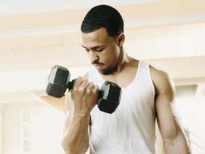 How to Lift Weights With Sore Arms