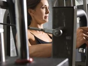Body-Toning Workouts on the Universal Machine