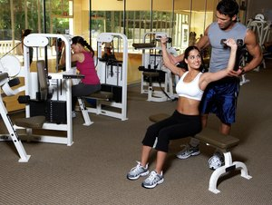 Do Weight Exercises Make Your Muscles Bulky?