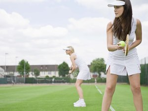 How to Improve Doubles Tennis for Women