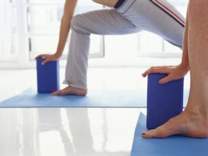 Yoga Poses With Blocks