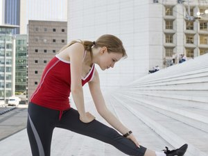 Stair Exercises for Fitness & Weight Loss