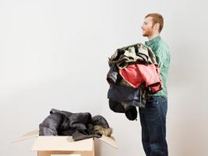 How do I Donate Clothes to Charity for a Tax Deduction?
