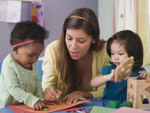 The Average Wage or Salary of a Child Care Worker