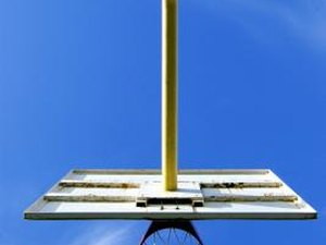 How to Anchor Down a Portable Basketball Goal