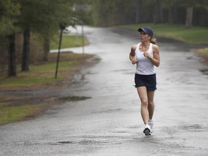 Running in the Rain in Minimalist Running Shoes