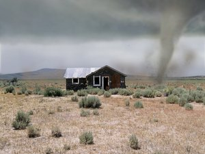 Can You Buy Insurance for a Tornado Risk?