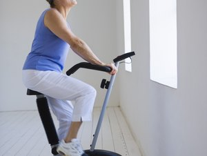 Can Riding a Stationary Bike Help Lower Blood Pressure?