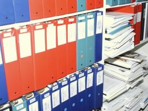 How to Organize Office Files & Folders