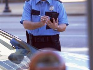 What Happens to Insurance When You Get a Ticket?
