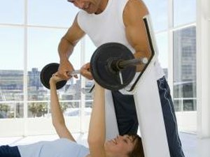 Weight Training When Lying Down