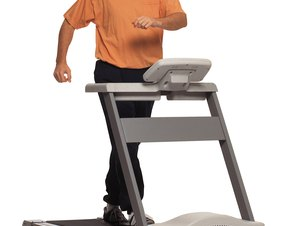 How to Keep Your Balance After Finishing a Treadmill Run