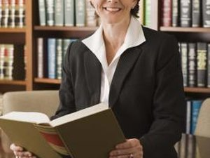 What Are the Functions of a Family Law Paralegal? - Woman