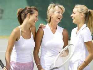 Fun Tennis Drills for Groups