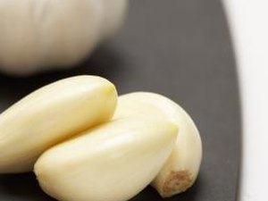 What Are the Health Benefits of Cooking With Fresh Garlic?