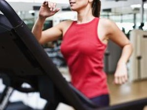 Treadmill Etiquette With a Towel