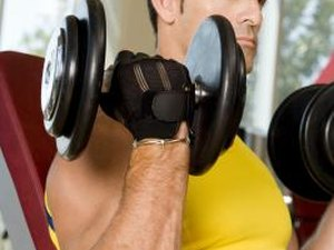 Turning Vs. Not Turning Dumbbells as You Lift Them