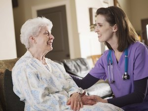 A Geriatric Nursing Career